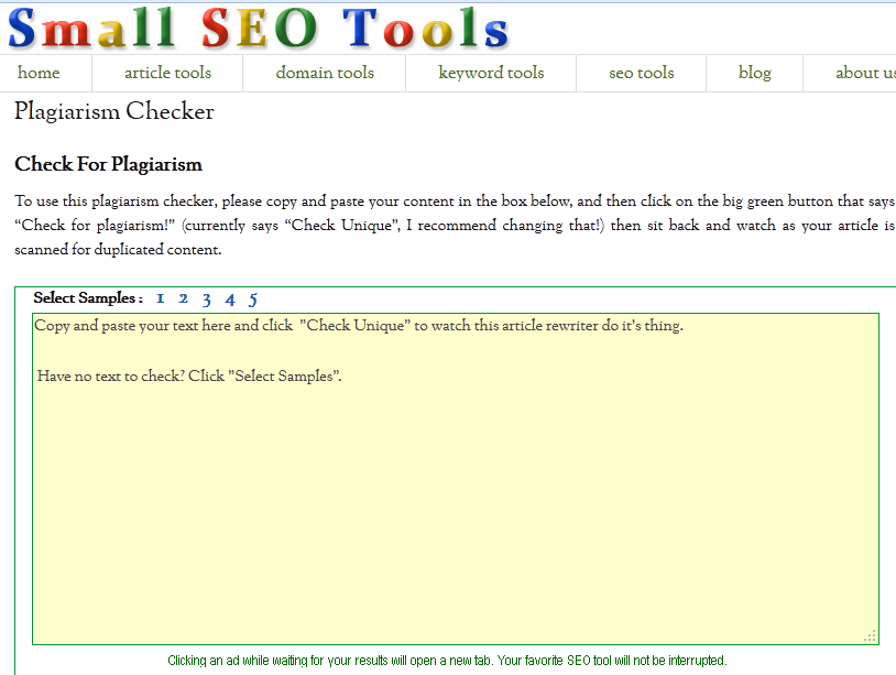 writecheck plagiarism detector Plagairismdetect claims to have a superior plagiarism detection service plagiarismdetect: solid detection at a high price by while writecheck is.