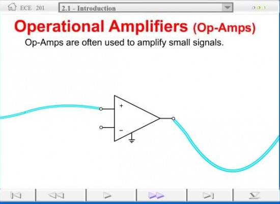 Operational Amplifier Tutorial By ASU