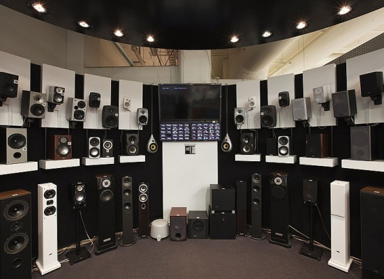 Hi-Fi Audio Systems : Definition & Requirements