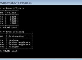 [MySQL Tutorial 11] Joining Tables