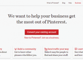 Set Up a Business Account on Pinterest