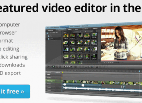 WeVideo: A Free Online Video Editor