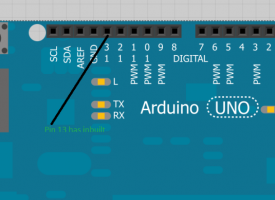 """Hello, DIGITAL World!"" with Arduino"