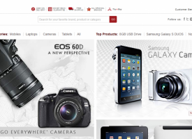 Top 12 Indian Technology Shopping Websites