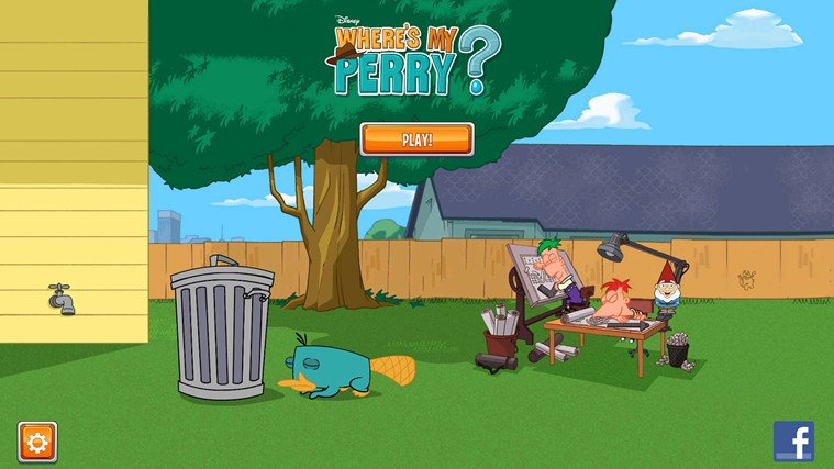 Where's My Perry? - Richards