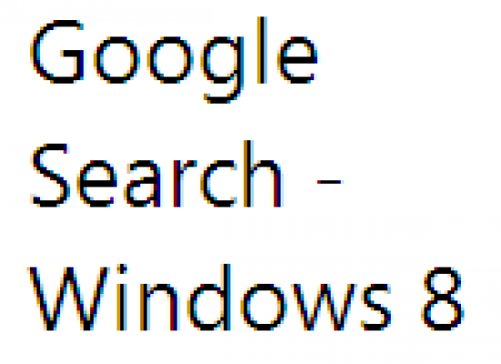 Google Search App – Windows 8 App Review