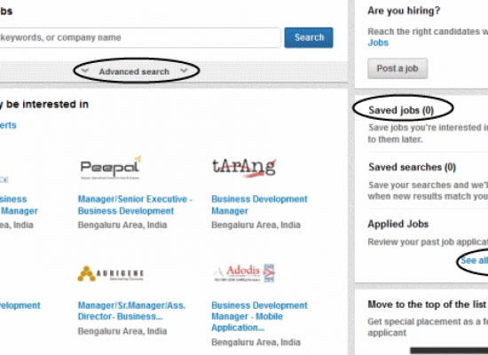 The New Improved LinkedIn Jobs Search