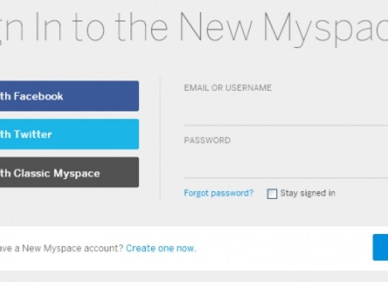 The New Myspace – Myspace's Third Attempt