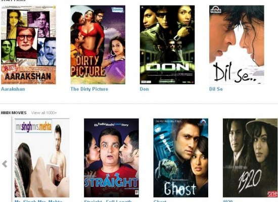 Watch All Full Movies on YouTube at One Place