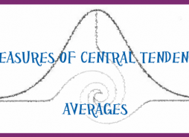 [Statistics Tutorial 5] Measures of Central Tendency: Averages