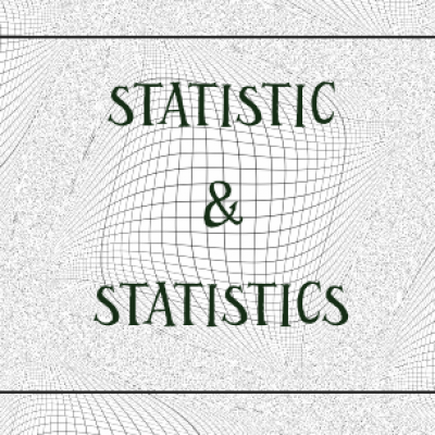 [Statistics Tutorial 1] Difference between Statistic and Statistics