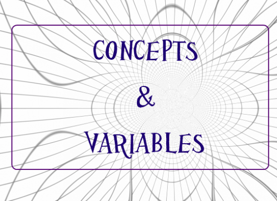 [Statistics Tutorial 3] Measurement in Statistics: Concepts & Variables