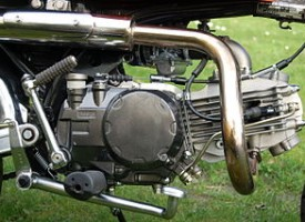 Bike Engines: The 2-Stroke Engine