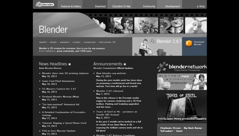 Blender Download 1