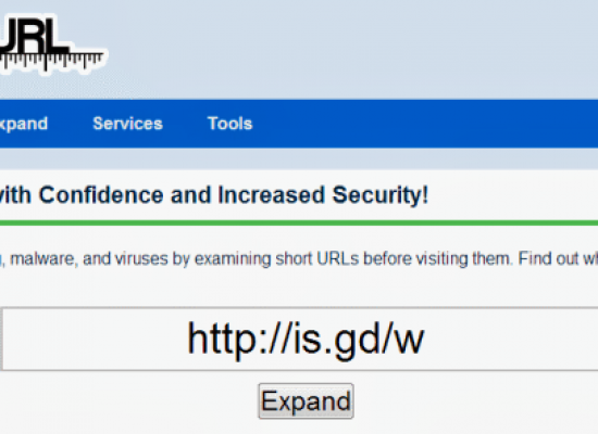 How to Detect Spam in Shortened URLs