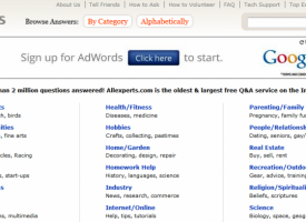 Allexperts.com – Best Place to Find Free Expert Advice