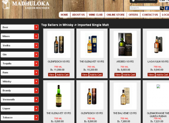 3 Websites to Order Alcohol Online in India