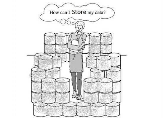 Differences between Database and Datawarehouse