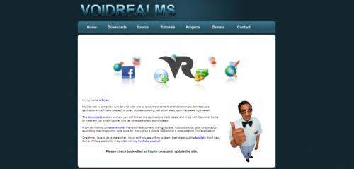Home Page voidrealms