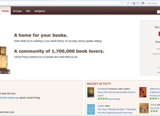 Top 5 Wonderful Alternatives to Goodreads