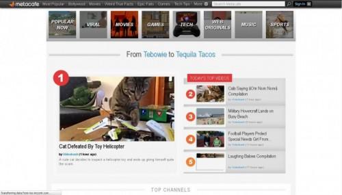 Metacafe: Online Video Entertainment