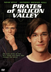 The Cover of the Movie Pirates of Silicon Valley.