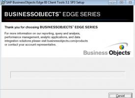 Data Warehouse: [Tutorial 10] BI Tools: SAP BO