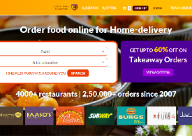 Top Startups To Order Food Online in India