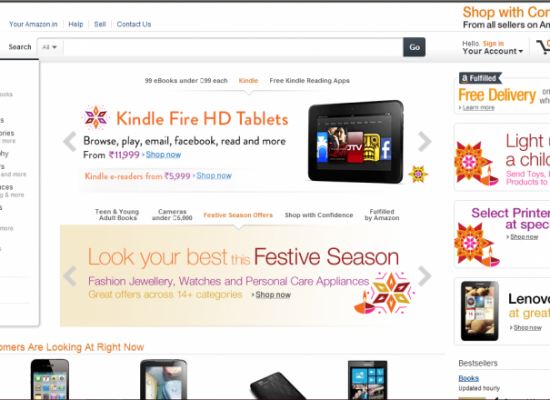 Top 5 Alternatives for Flipkart