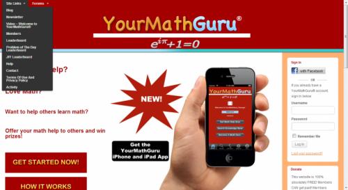 Your Math Guru
