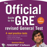 Top Books for GRE Preperation
