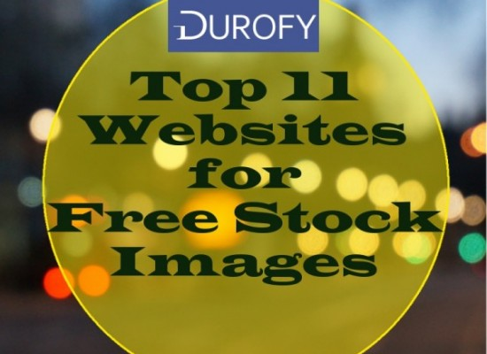 Top 11 Websites For Free Stock Images