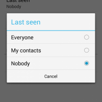 Hide Last Seen and Pay for a Friend with the new WhatsApp