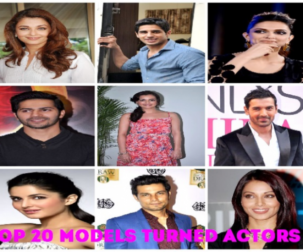 Top 20 Models turned Actors