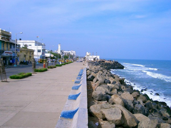 5-best-new-year's-eve-party-destinations-in-india-puducherry-beach