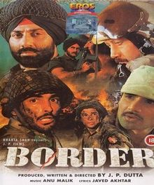 Border - Must watch Bollywood movies