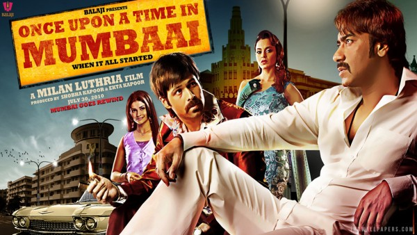 once_upon_a_time_in_mumbai - Must watch Bollywood Movies