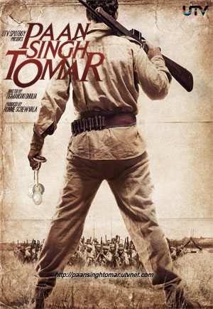 paan singh tomar - Must watch Bollywood Movies