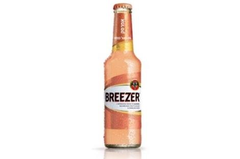 breezer-peach