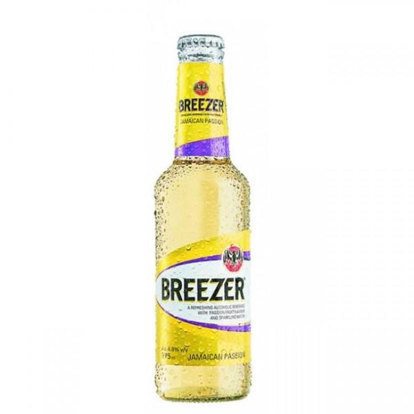 breezer-jamaican passion