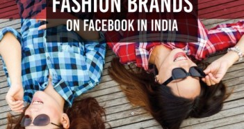 Top 5 Fashion Brands on Facebook in India
